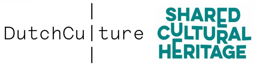DutchCulture Shared Cultural Heritage logo